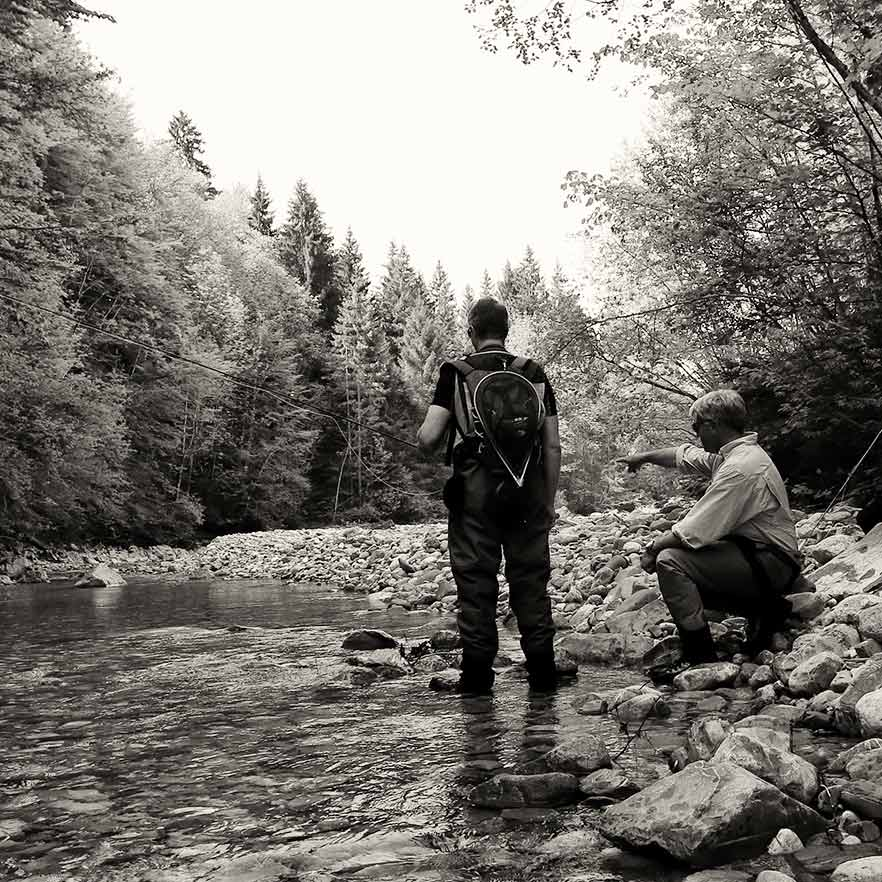 Fly Fishing Private courses